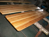 Деревянная таблица пива при аттестованный Fsc