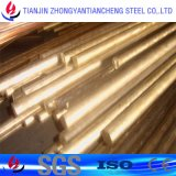 C70600 C71000 C71500 Nickel-Kupfer runder Rod im weißen Kupfer