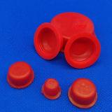 La gomma del foro del silicone tappa i tappi delle protezioni in filetto per automobilistico