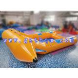 I pesci trainabili di volo gonfiabile del PVC/banana gonfiabile Flyfish