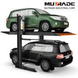 Zwei Pole-Ablagefach-Auto-Heber mit 2300 Kilogramm Kapazitäts-