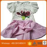 Качество и горячие сбывания используемого платья Silk корейского типа Silk