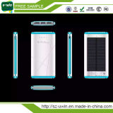 Banco de la energía portable universal 10000mAh solar a prueba de agua