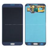 Хорошее надувательство LCD и касание вполне для агрегата индикации галактики E7 Samsung