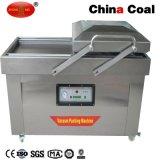 DZ-500-2sb Machine van de Zak van de Luchtledige kamer van het voedsel de Verzegelende Verpakkende