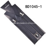 Unisex Fashion Suspenders Shiny Braces 2.5 * 100cm
