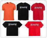 Много цветов мужской моды хлопок футболки