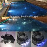 La fibra óptica LED de luz bajo el agua estrellas haciendo paisaje luces decorativas Larga vida útil sin Calefacción Caja de seguridad de la luz de submarino