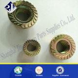 Écrou à brides hexagonales DIN6923 à haute résistance 10.9