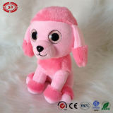 Family Poodle Big Eyes Cutie Peluche souple peluche jouet en peluche