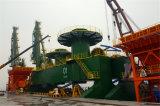 SGSが付いている走行のレール敷の船のローダー