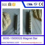 永久マグネット棒か管または棒の磁気フィルター、磁石の火格子