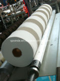 Precio automático de la máquina del rodillo de la bobina del papel higiénico pequeño