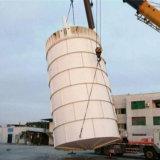 Силосохранилище цемента цены по прейскуранту завода-изготовителя портативной скрепленное болтами сталью 200 тонн для сбывания Индонесии