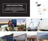 12V 24V Auto Controlador de carga solar Phocos marca Alemania para el sistema de Energía Solar