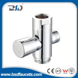 Chrom Plated Brass Diverter für Shower, für Sink Spout