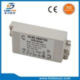 Transformador de iluminação LED 24W 12V 2um driver de LED de Tensão Constante