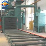 Q69ローラーコンベヤーのタイプ鋼鉄Hのビームショットブラスト機械引用語句及び鋼板ショットブラスト機械