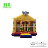 Bouncer In1 de salto inflável do caracol 2 de China