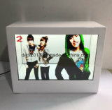 19inch transparenter LCD Displayer mit hellem Kasten