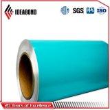 Material de Construcción de aluminio PVDF bobina de aluminio recubierto de PE