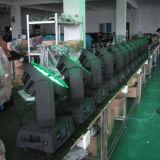 단계 가벼운 36X18W RGBWA UV 6in1 DMX 이동하는 헤드 LED
