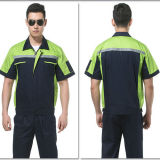Custom Design Fábrica Trabalhador Uniforme / Mecânico Industrial Safety Worker Uniform