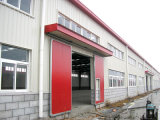 La construction de structures métalliques préfabriqués pour l'atelier