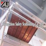 Naves de acero Encofrado Andamios para la construcción del techo