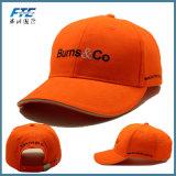 男女兼用の6つのパネルの帽子の卸売のカスタム刺繍のロゴの野球帽