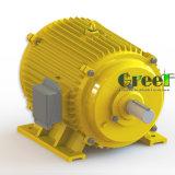 Schwanzlose elektrische niedrige U/Min 3 Phase Wechselstrom-Dauermagnetgenerator