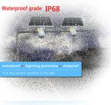 3G 4G drahtlose HD 960p WiFi Solarkamera der geschwindigkeits-Abdeckung-PTZ mit lautes Summen 5X CCTV-Überwachungskamera
