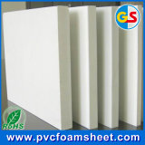 PVC Celuka Sheet Factory de Construction da carcaça (espessura de Hot: 18mm 16mm 12mm 15mm 9mm)