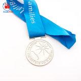新製品の銀製の金属の収集できるメダルは停止する