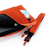 Populares el hombro de color naranja Funda Tablet Bolsa (FRT1-94)