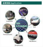 100kw 2 fase 120/240V AC aan 3 Convertor van de Frequentie van de Fase 230/400V AC de Statische