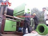 Superfine reibendes Mehl-hölzernes Puder, das Maschine herstellt
