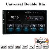 """Anti-Glare Carplay 7 de """" Universele Dubbele Speler van DIN DVD voor de Aansluting van WiFi van de Auto, 3G Internet, de Speler van de Auto DVD"""