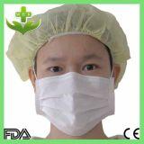 Protezione Bouffant non tessuta chirurgica a gettare della sala operatoria