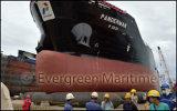As bolsas a ar marinhas do rolo para o navio Rebocam-para fora, Drydock, salvamento e flutuação