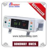 Monitoramento ininterrupto, Monitor de pacientes, apontar o oxímetro de pulso com sensor de Spo reutilizáveis