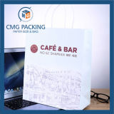 Kraft limpo Paper Bag com Twist Paper Handle (CMG-MAY-053)