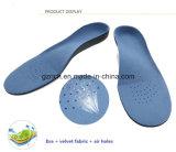 EVA 성숙한 편평한 발 신발 바닥에 넣는 받침판 Orthotics 정형외과 안창