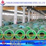 Chapas laminadas a frio Tisco 201 304 316L bobina de aço inoxidável na chapa de aço inoxidável