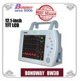 12.1 Duim TFT LCD, het Grote Scherm, de Geduldige Monitor van de Multiparameter, Geduldig ControleSysteem, de Draagbare Geduldige Monitor van het Bed