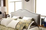 Meubles de chambre à coucher modernes 2016, lit en tissu magnifique (Jbl2001)