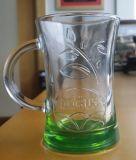 ビールのジョッキのコップの良質のコップのガラス製品Sdy-F00292