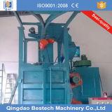Anhebender hakenförmiger Sandstrahler, Granaliengebläse-Maschine