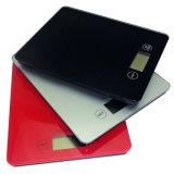 Le verre trempé Balance de cuisine électronique 5kg avec écran tactile de poids