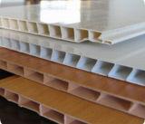 Твиновский штрангпресс продукции профиля PVC винта для сбывания